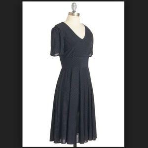 Coming Soon! Modcloth Instinctive Ingenuity Dress